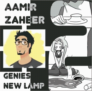 Aamir Zaheer Genie's New Lamp - 2nd Place