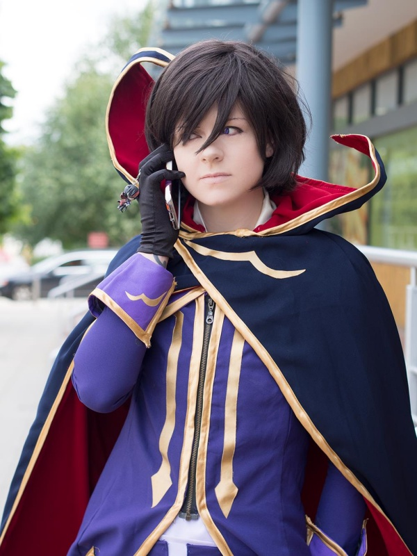 Nes Lelouch Cosplay