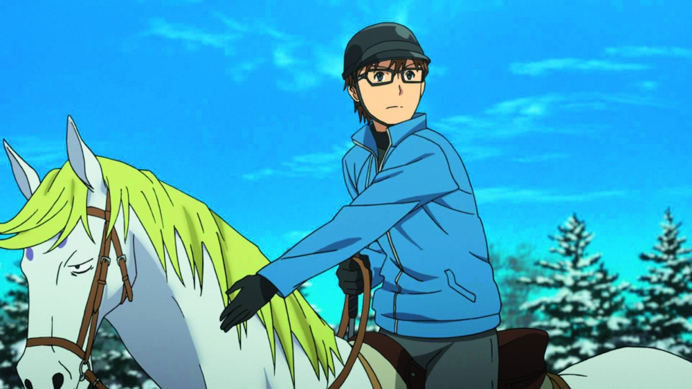 Silver Spoon Series 2