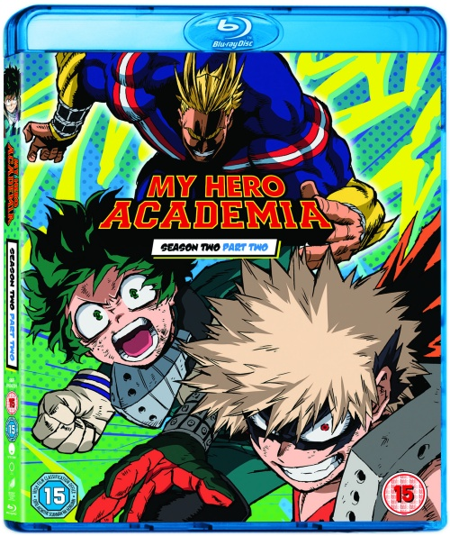 My Hero Academia Season 2 Part 2