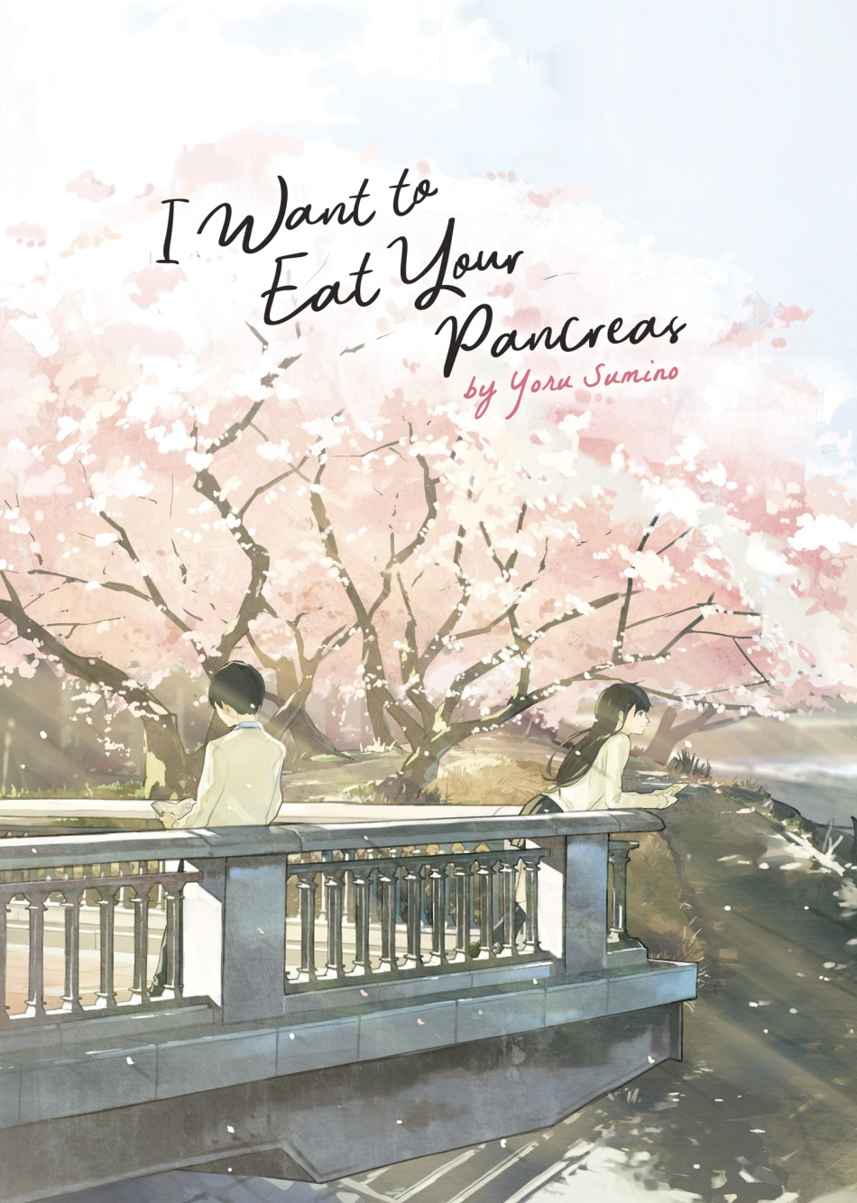 I Want to Eat Your Pancreas Light Novel