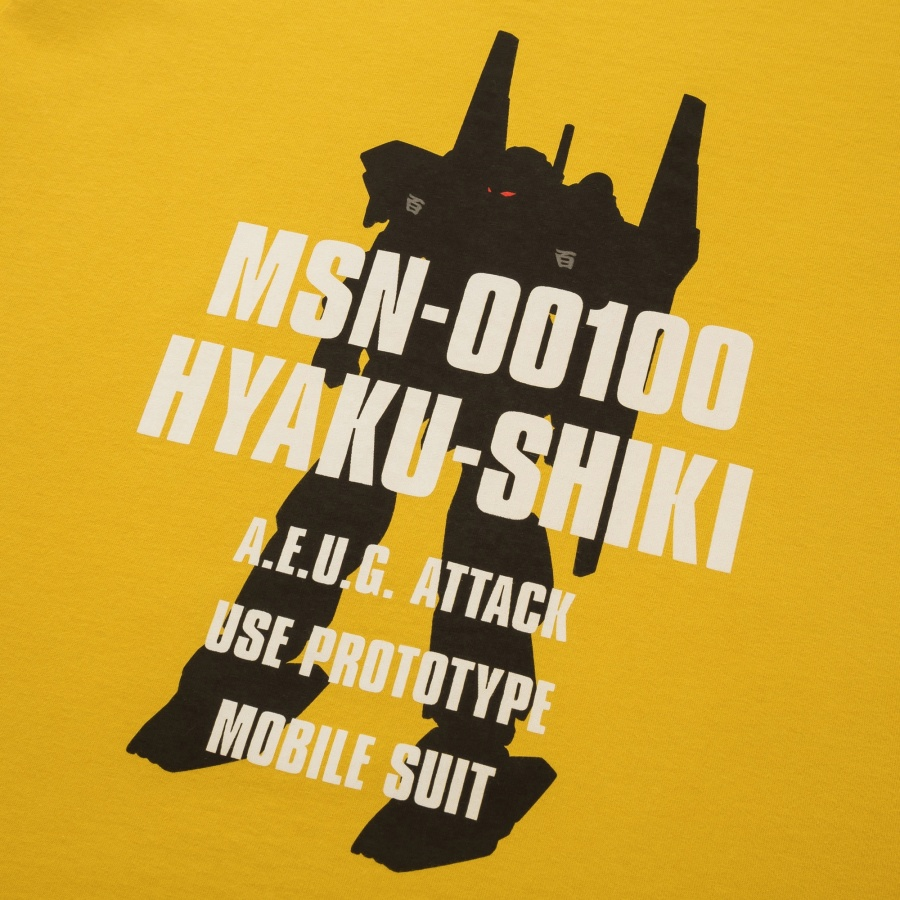 Gunpla 40th Anniversary UT Graphic T-Shirt