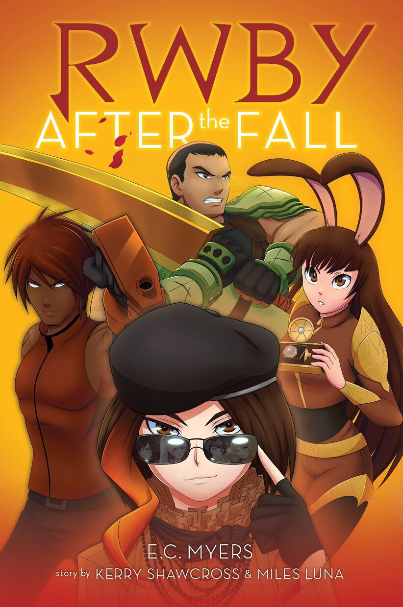 RWBY After the Fall