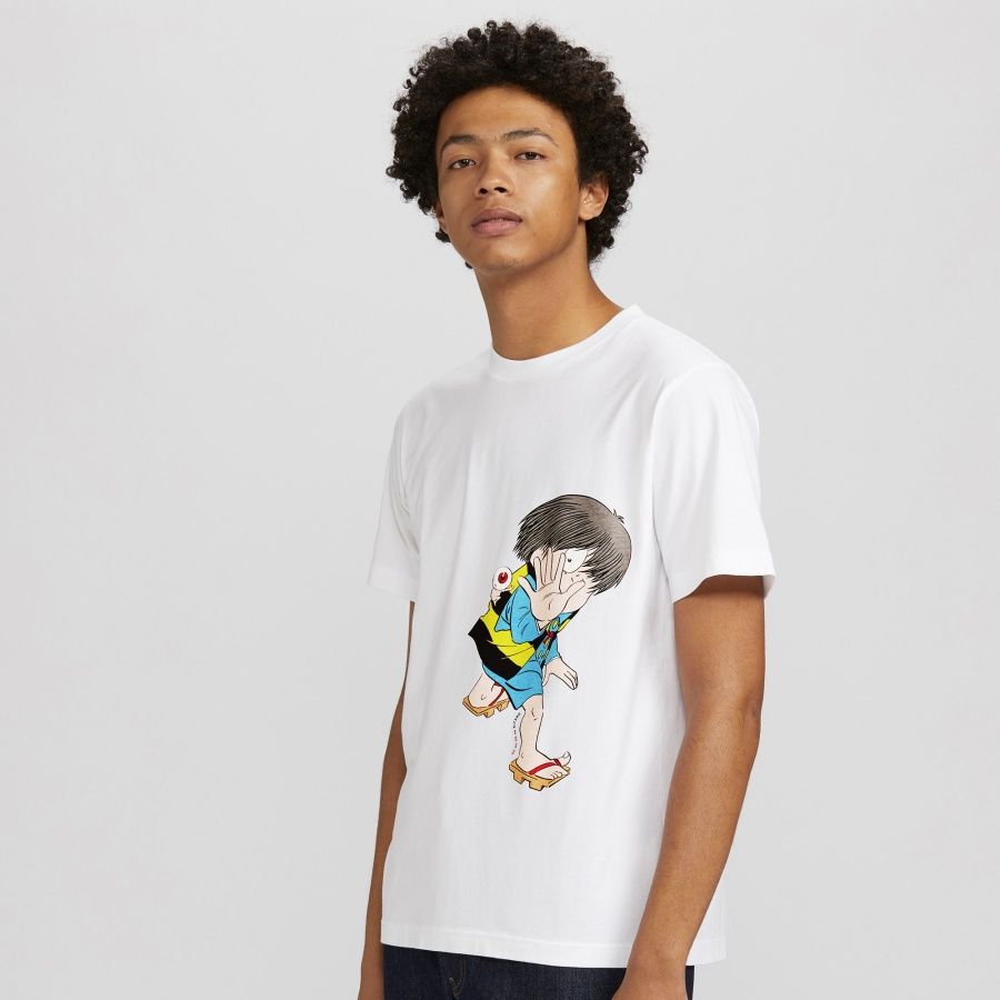 Uniqlo T-Shirt Kitaro