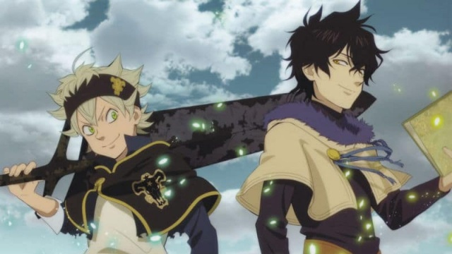Black Clover Season Two Part One