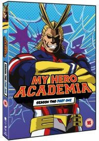 My Hero Academia Season 2 Part 1