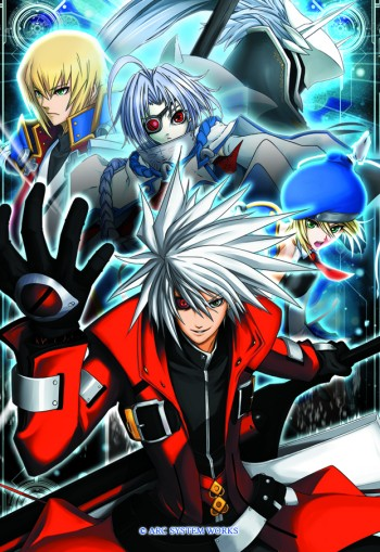 BlazBlue Artwork
