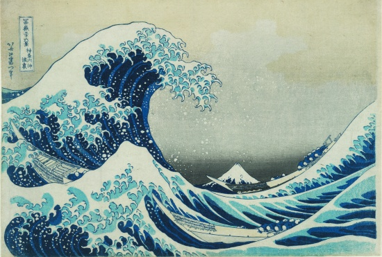 Hokusai: beyond the Great Wave