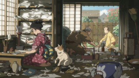 Otaku News: Miss Hokusai Set for UK Release from Anime Limited
