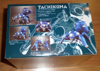 Perfect Piece Tachikoma in box