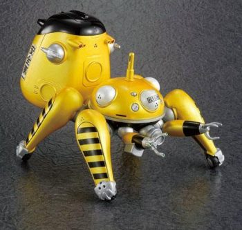 Perfect Piece Tachikoma Tachi-Yellow