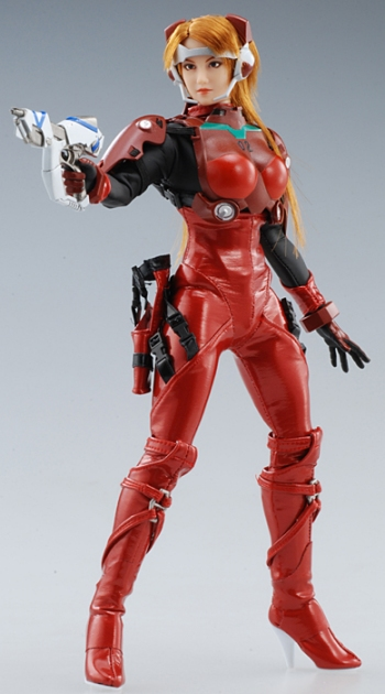 Asuka in CG Doll