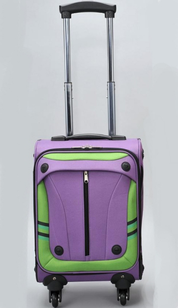 Evangelion Unit 01 Travel Suit Case