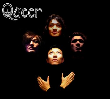 Queer - the Japanese Queen Tribute Band