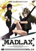 Madlax: Volume 2: The Red Book
