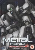 Full Metal Panic!: Mission 01