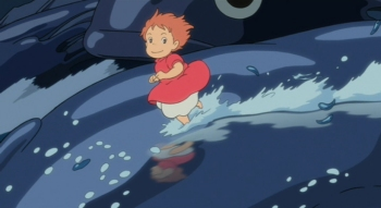 Ponyo of the Cliff by the Sea