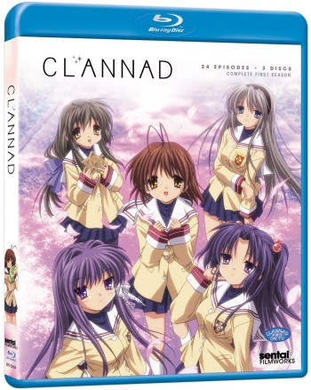Clannad Complete Collection Blu-ray