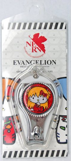 Eva x Hello Kitty Nail Clippers
