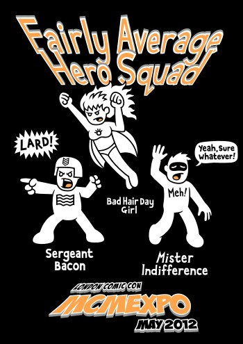 airly Average Hero Squad