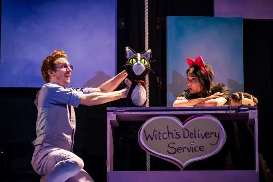 Kiki's Delivery Service - Matthew Forbes, Alice Hewkin