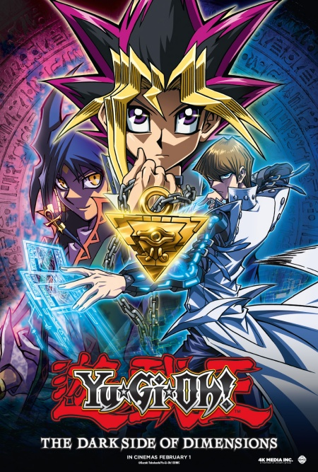 Yu-Gi-Oh! The Dark Side of Dimension