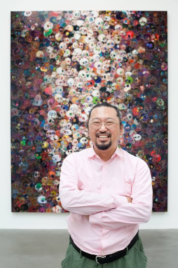 Murakami Exhibit at London's Gagosian Gallery