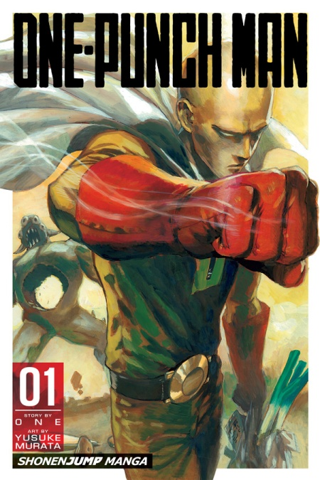 One-Punch Man Volume 1