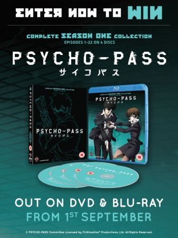 Psycho-Pass Complete Season 1 Collection
