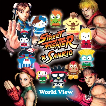 Street Fighter x Sanrio