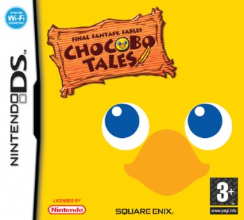 Final Fantasy Fables: Chocobo Tales Nintendo DS Cover