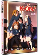 K-ON! Series 1 Part 1