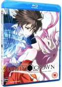 Guilty Crown Part 1 Blu Ray (1-11)