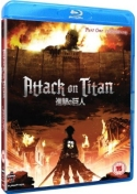 Attack On Titan Part 1 (episodes 1-13)