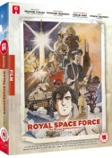 Royal Space Force: The Wings of Honn�amise Blu ray/DVD Combo