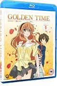 Golden Time (Part 1) Blu ray