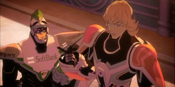 Tiger & Bunny Part 4