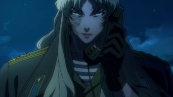 Black Lagoon Roberta's Blood Trail OVA