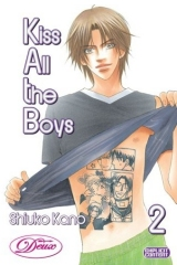 Kiss All the Boys - Volume 2