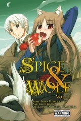 Spice and Wolf - Volume 1